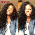 Ms Lula Malaysian Curly Hair With Closure 8A Virgin Human Hair Weave With Closure Malaysian Curly Hair 3 Bundles With Closure