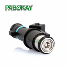Petrol Fuel Injector for Citroen C4 C5 C8 Jumpy Xsara Evasion2.0/16V 1984E2 01F003A 1984.E2 348004 75116328 0280156328 xu7 connecting rod for petrol 16v 1 8l racing engine tuning parts zx citroen xantia citroen xsara 16v 1 8l motor xu7jp4 catalyst