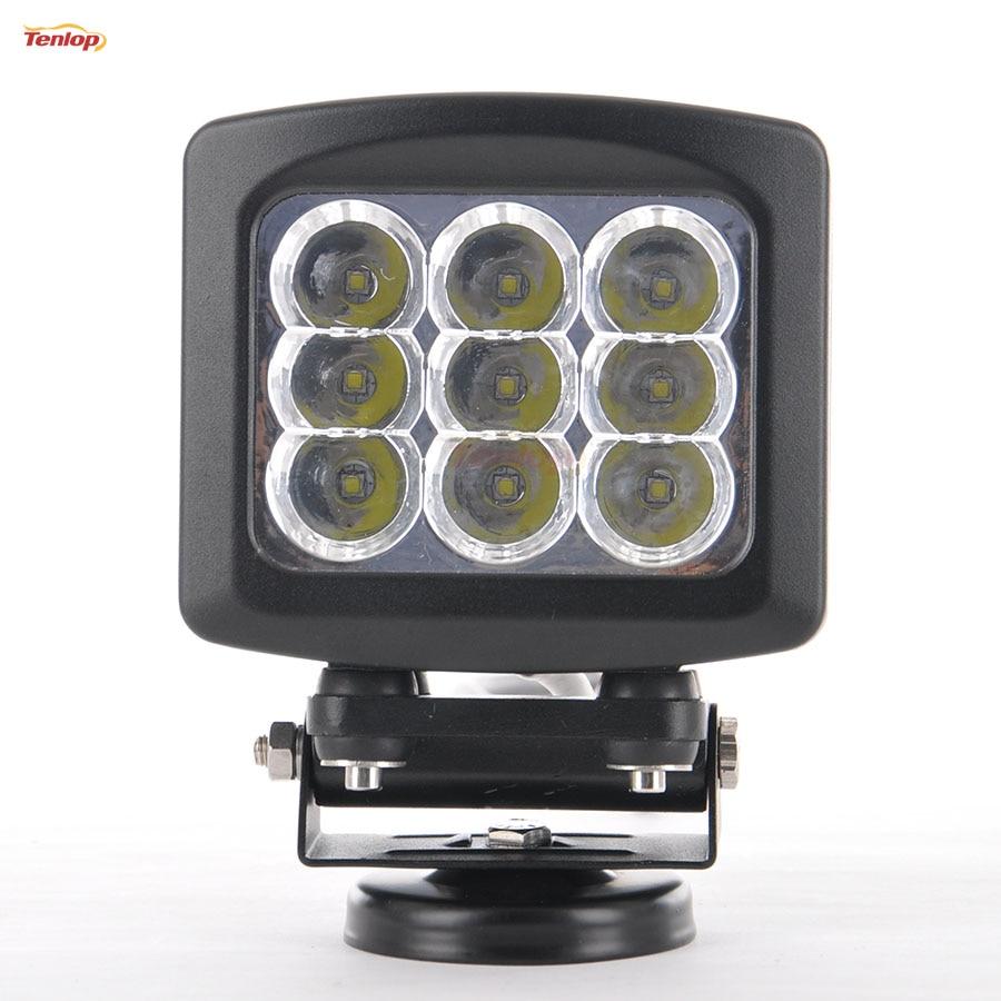5.3 Inch 90W LED Headlight Tuning Light For Offroad ATV SUV Truck 12V 24V light sourcing the newest type 6 3 inch 60w cree tuning light black red for offroad atv suv wrangler truck 12v 24v