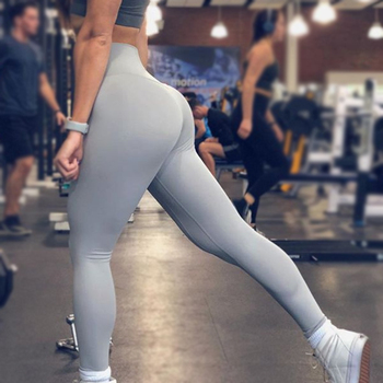 CHRLEISURE High Waist Push Up Leggings Women Activewear Workout Fitness Legging Black Leggings Jeggings  Women Clothes 2019 1