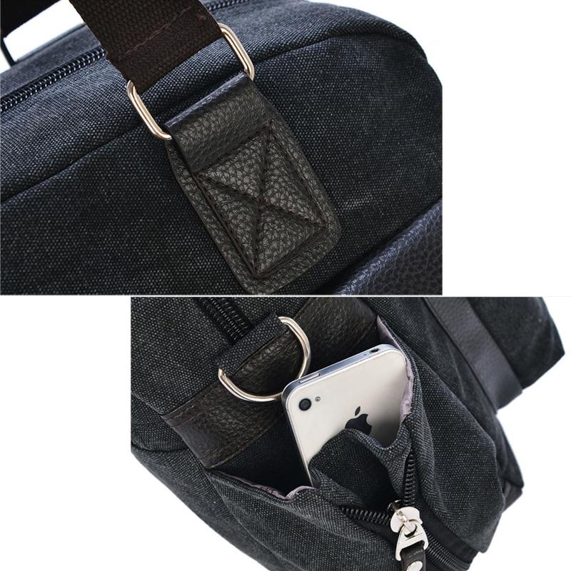 Varumärke Design Resa Bagage Totes Män Mode Stor Handväska - Väskor för bagage och resor - Foto 5