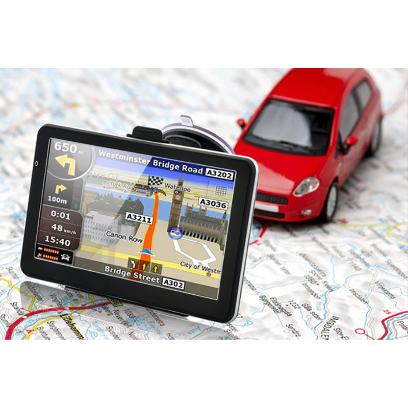 Car styling 7 inch Car GPS Navigation Worldwide Map 128MB 8GB TFT Touch Screen HD Bluetooth MP3/WMA+Sun visor ultra thin 7 touch screen lcd wince 6 0 gps navigator w fm internal 4gb america map light blue