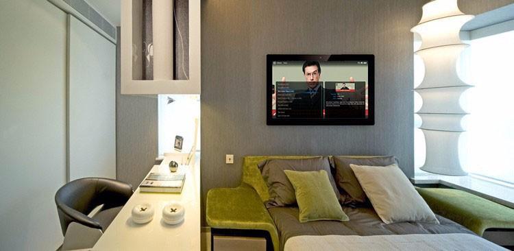 bedroom smart tv