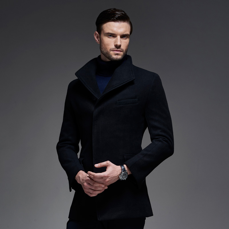 ახალი ბრენდის გრძელი - კაცის ტანსაცმელი - ფოტო 3