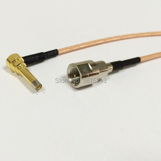 FME male Schalt 3G Modem Anschlusskabel MS156 C2 Stecker für lte yota eine lu150 lte-anschluss/huawei e1550 e171 e153/zte mf100 mf180 30 CM