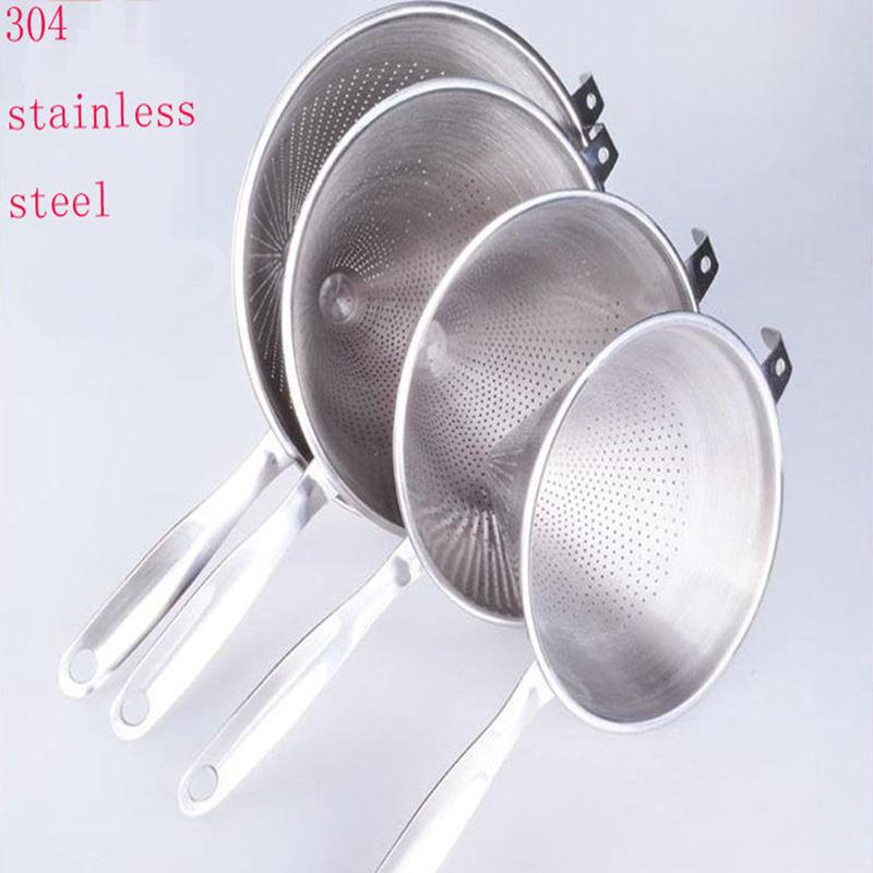Stainless Steel Metal Wide stem Mouth Eco Friendly Kitchen big Funnel with long bundle Easy To Clean Wine Water Filter Funnel