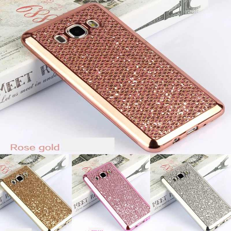 Case For Samsung GALAXY Grand Neo Plus I9060 Bling TPU Soft  jelly Electroplate Luxury Glitter case For Galaxy Grand Duos I9082