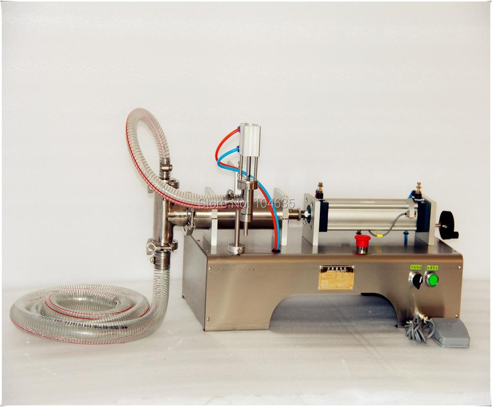 pneumatic piston liquid filler,shampoo,gel,water,wine,milk,juice,vinegar,coffee,oil,drink,detergent filling machine 100 1000ml pneumatic volumetric softdrin liquid filling machine pneumatic liquid filler for oil water juice honey soap