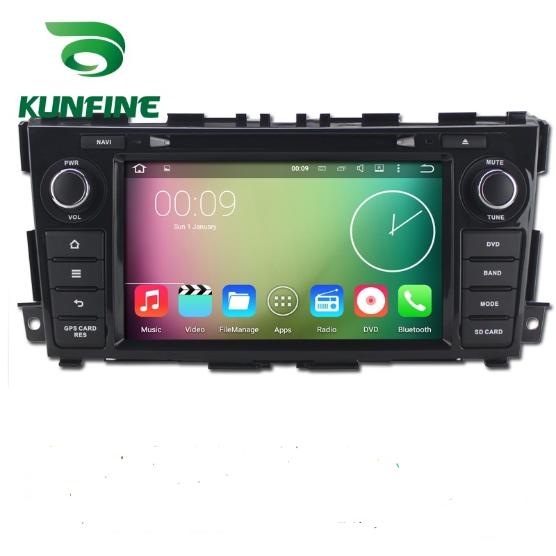 Car DVD GPS Navigation player for teanaaltima 2013-2014 B