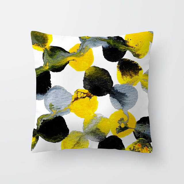 Yellow pillowcse 08
