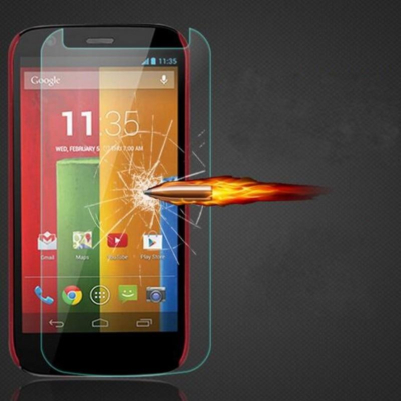 Tempered Glass Screen Guard For Motorola Moto G XT939G XT1032 G LTE XT1039 XT1040 XT1045 G 4G G Dual Sim XT1033 Screen Protector