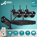 Специальное Предложение ANRAN Подключи и Играй 720 P HD Беспроводной Комплект Открытый Водонепроницаемая Камера IP WIFI Система Безопасности 1 ТБ HDD Выбор