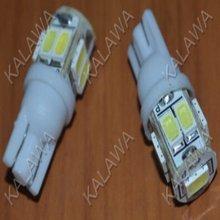 T10 9 ШТ. 5630 SMD Противотуманные фары для Автомобилей Led Авто Лампа Накаливания, Светодиодные Лампы Auto, Led Освещение Автомобиля FREESHIPPING LED-T10-9-5630