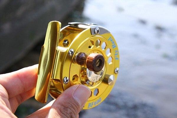1pc qualidade superior carretel de pesca glod