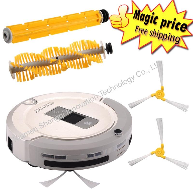 Most Advanced Robot Vacuum Cleaner A325 Multifunction(Sweep,Vacuum,Mop,Sterilize) Schedule Auto recharge Robotic Vacuum Cleaner