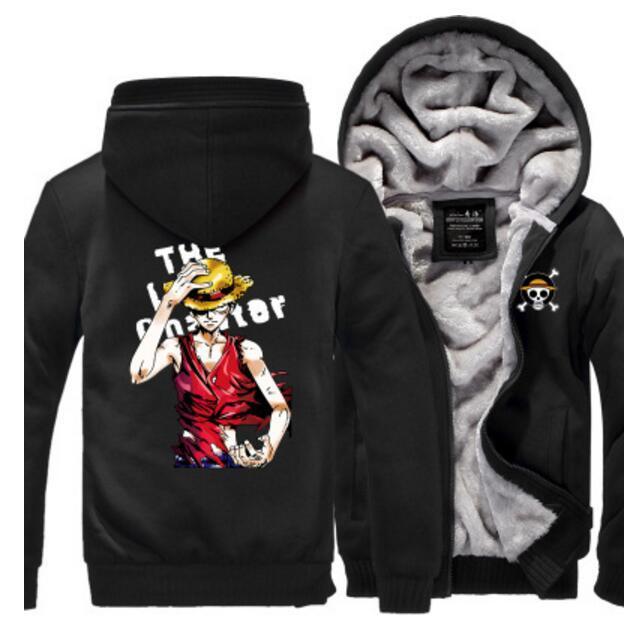 One Piece law Chooper Luffy Straw Hat Skull Cosplay Jacket