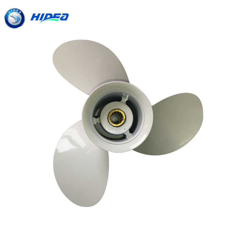 Propeller Hidea 20F  3*9-1/4*9  For 2 Strokes 20HP 25HP THS 362-64103-0 Outboard Propeller