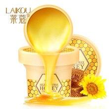 LAIKOU Milk Honey Hand Wax Paraffin Bath Hand Mask Whitening