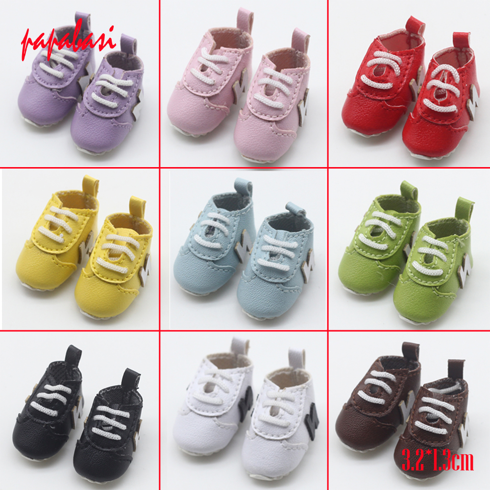 1Pair shoesSuitable for 1/6 doll, normal doll, joint doll, BJD Blyth,icy, jecci five, licca body, for 30cm doll, shoes & boots uncle 1 3 1 4 1 6 doll accessories for bjd sd bjd eyelashes for doll 1 pair tx 03