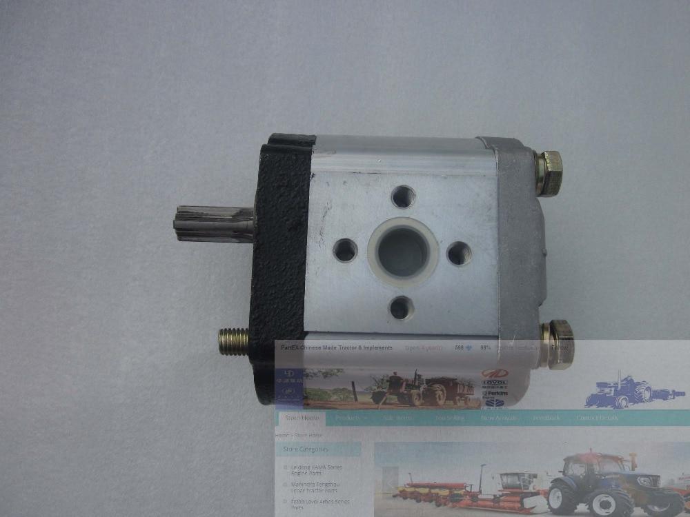 Foton Lovol FT354, the hydraulic gear pump, part number FT354.58D.010 new hydraulic gear pump 67110 u2170 71 67110u217071 for forklift