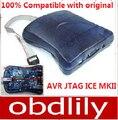 100% Compatible with original avr simulator avr jtag ice mkii xpii artificial jtagice mkii jtag device Free Shipping