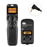 Pixel TW 283 E3 Wireless Timer Remote Control for Canon EOS 1300D 1200D 1100D 1000D 760D 750D 700D 650D 600D 550D 500D 450D 400D