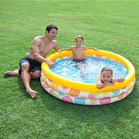 Inflatable Baby Pool Piscina Portable Outdoor Kids Basin Bathtub Kids Swimming Pool Baby Water Pool C55
