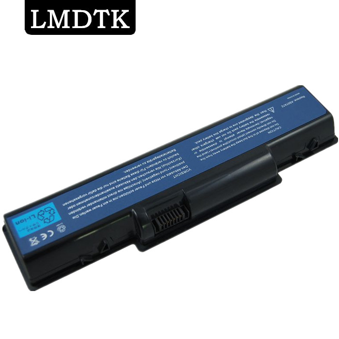 LMDTK New 6CELLS Laptop Battery FOR Acer ASPIRE 5738G 5738PZG 5738ZG 5740-13 5740-15F 5740-5749 5740D3D 5740G 5740G-5309 AS07A72