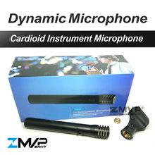 El Envío Gratuito! P81 Profesional Cardioide Micrófono de Condensador Instrumento 81 Mic para Cuerdas Acústicas Guitarra Percusión Instrumentos de Viento