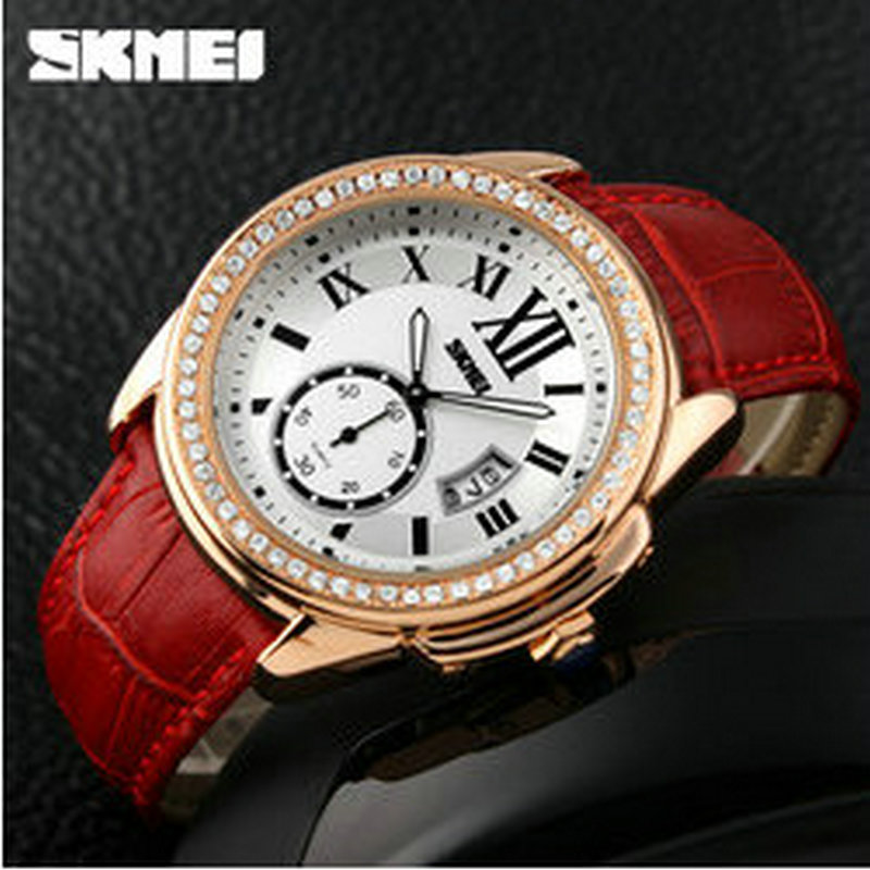 ФОТО new vogue rose god wrist watch supplier fashion with crystal stone
