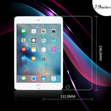 9H Premium Screen Protector For iPad mini 4 Tempered Glass For Apple iPad Mini4 A1538 A1550 7.9 Clear Front Protective Film 2.5D перрюшо а жизнь тулуз лотрека