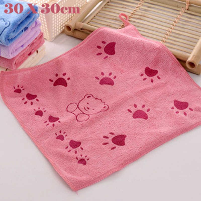 חמה למכירה חמוד בעלי החיים מיקרופייבר מפנק רך הילדים ילדי cartoon סופג מגבת יבש יד יפה מגבת אמבט מטלית מגבות