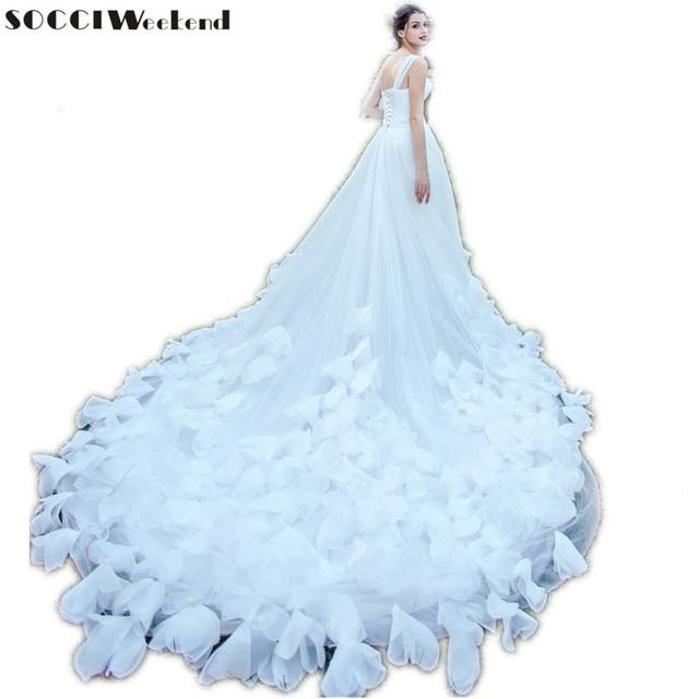 Magnífico Vestido De Novia Fin Ideas Ornamento Elaboración ...