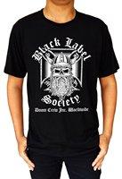 Black Label Society Doom Crew Inc Worldwide Zakk Wylde BLS Men S T Shirt Fashion Unique
