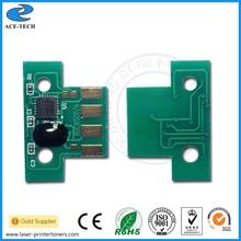 Compatible toner reset Chip for Lexmark MX410 MX510 MX511 MX610 MX611 printer laser cartridges for 60F4X00 604X Latin America