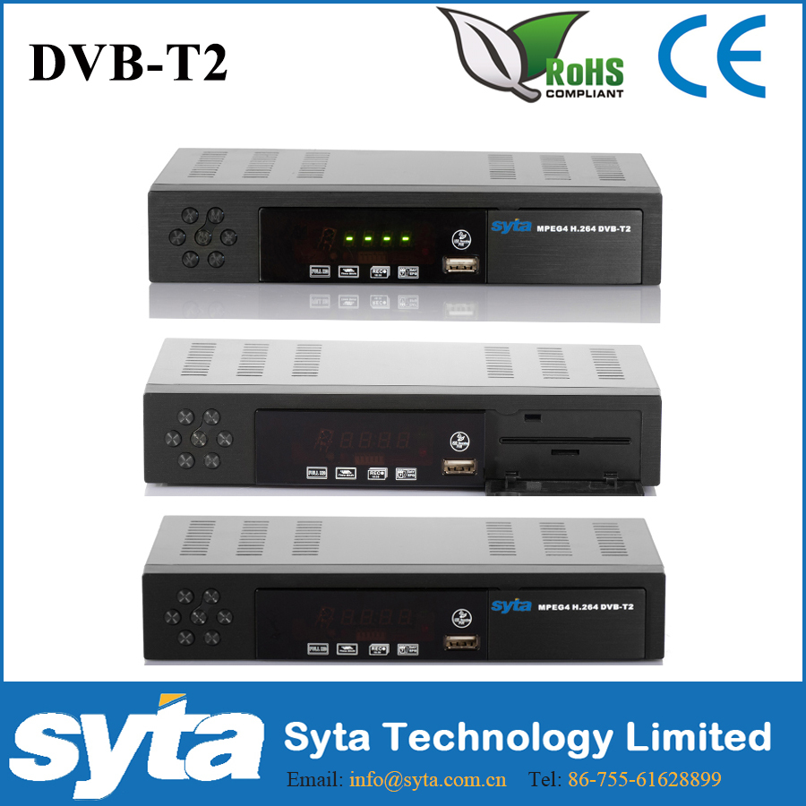 hd dvb t2 set top box terrestrial digital television tv receiver dvb t2 tuner with dvb t mpeg 2. Black Bedroom Furniture Sets. Home Design Ideas