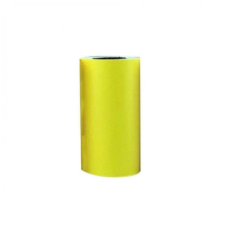 Самоклеющиеся термопечатные бумажные наклейки 57x30 мм термопечатные бумажные наклейки фотопринтер - Цвет: A