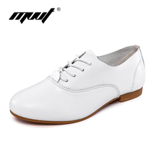 Classic solid Slingbacks women's single shoes Fashion career women flats shoes Quality Lace-Up PU shoes