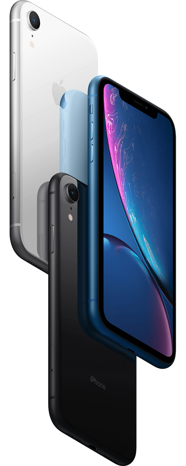 "Brand New Apple iPhone XR 6.1"" Liquid Retina All Screen 4G LTE FaceID 12MP Camera Bluetooth IP67 Waterproof for Outdoor 32"