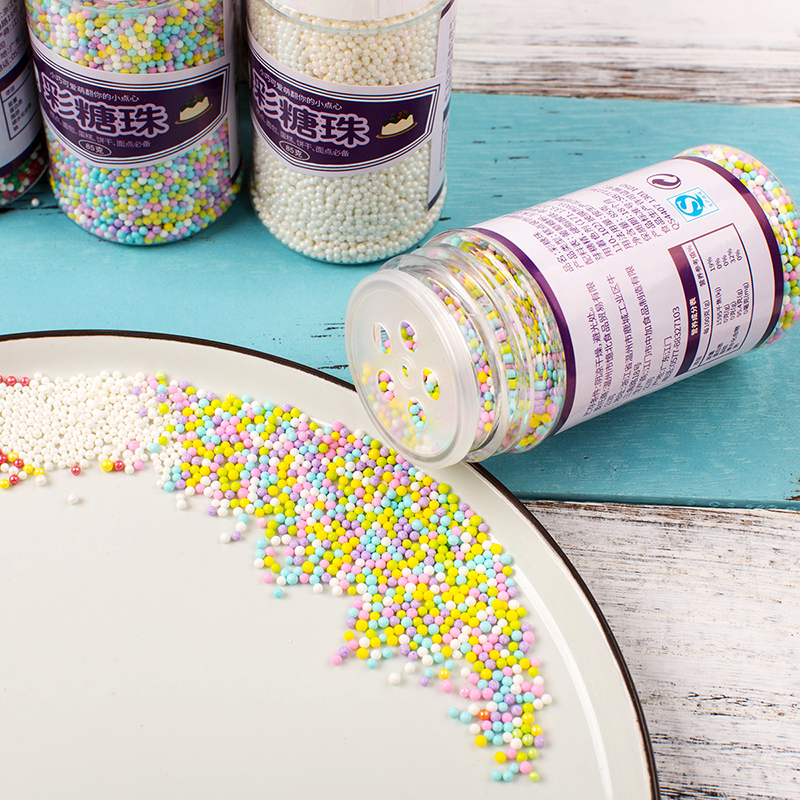 Edible Beads For Cake Decorating