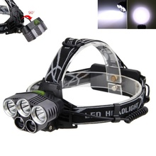 2500 Lumens 5X XML T6 LED USB Headlight Flashlight Super Bright 6 Modes Lamp for 2 x 18650 battery sitemap 139 xml