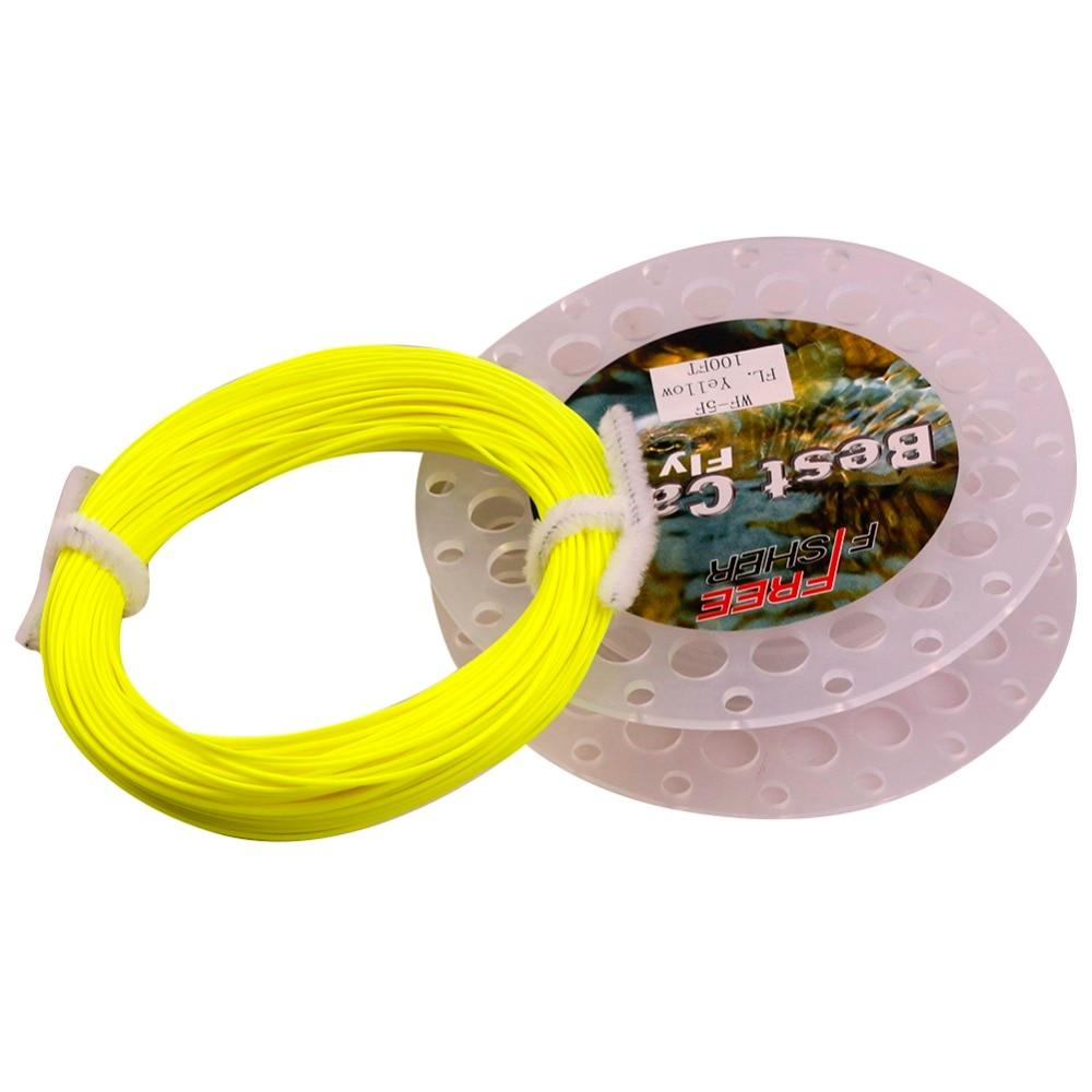 """""""FreeFisher"""" geltona muselinė žvejybos linija Pagrindinė - Žvejyba"""