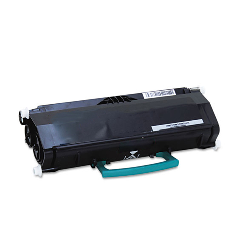 E260 Toner Cartridge for Lexmark E260d E260dn E360dn E460dn E460w E462dtn E360 E460 E462 printer Ink Compatible KCMY 1pk color ink cartridge for lexmark 18c0190 for lexmark x2480 x3480 printer