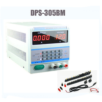 High precision Digital programming power supply DPS 305BM 30V/5A 0.001A 0.1V + DC jakc kit for Laptop Phone Repair 4~7P