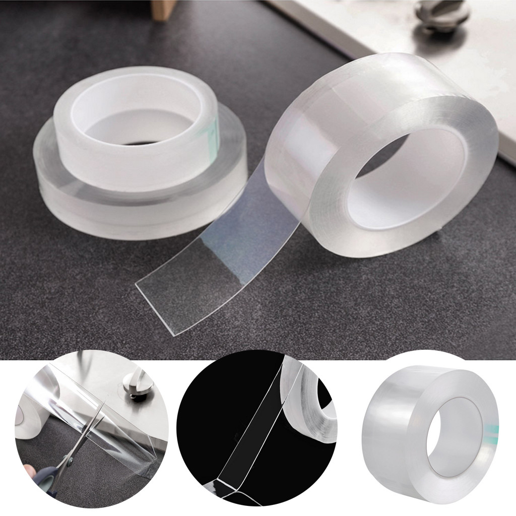 Stick-Strip Corner-Line Waterproof Acrylic Sink Transparent Kitchen Tape3.63 Self-Adhesive