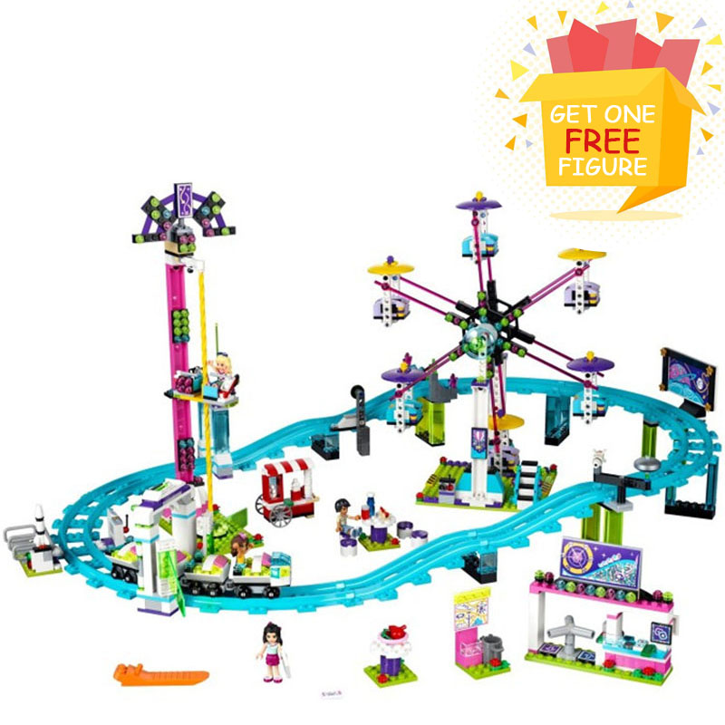 Bela Pogo Compatible Legoe Friends Girls BL10563 Playground Building Blocks Bricks toys for children lepin pogo bela 10609 girls friends heartlake pizzeria models building blocks bricks action figures compatible legoe toys