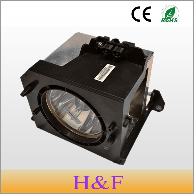 HoneyFly Free Shipping BP96-00224A Rear Replacement Projection TV Lamp With Housing For Samsung Proyector  Projetor Lambasi  цена и фото