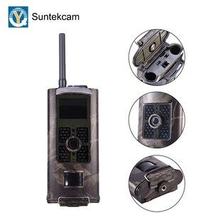 Image 1 - SUNTEKCAM HC 700G Hunting Camera Wild Surveillance Tracking Game Camera 3G MMS SMS 16MP Trail Camera Video Scouting Photo Trap