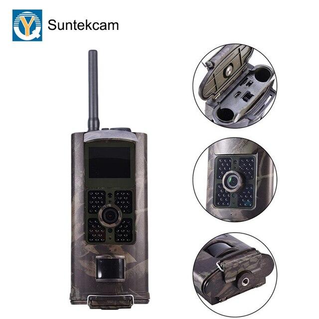 SUNTEKCAM HC 700G Hunting Camera Wild Surveillance Tracking Game Camera 3G MMS SMS 16MP Trail Camera Video Scouting Photo Trap