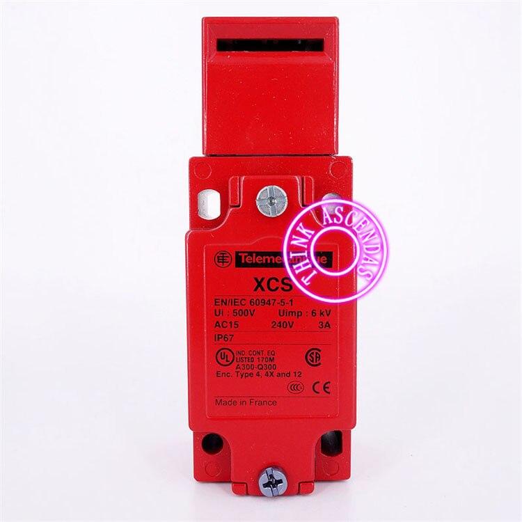 Interrupteur de sécurité interrupteur rouge Original nouveau XCS XCSA501 XCS A501/XCS XCSA502 XCS A502 - 4